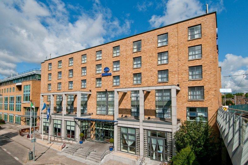 Hilton Dublin hotel 外景