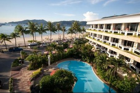 The Bliss South Beach Patong - Hotel Exterior