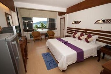 The Bliss South Beach Patong - Superior Seaview Room