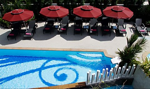 The Bliss South Beach Patong - Swimming Pool