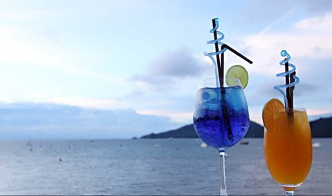 The Bliss South Beach Patong - View