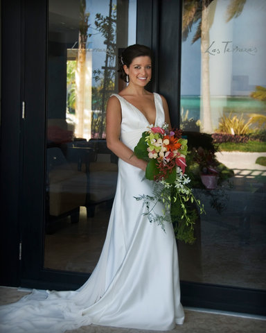 Las Terrazas Resort and Residences - Bridal Photo