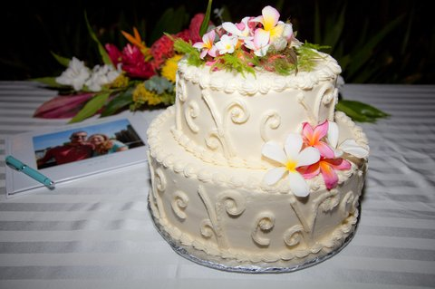 Las Terrazas Resort and Residences - Wedding Cake
