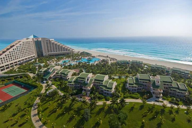 Iberostar Cancun, Mar 10, 2014 5 Nights