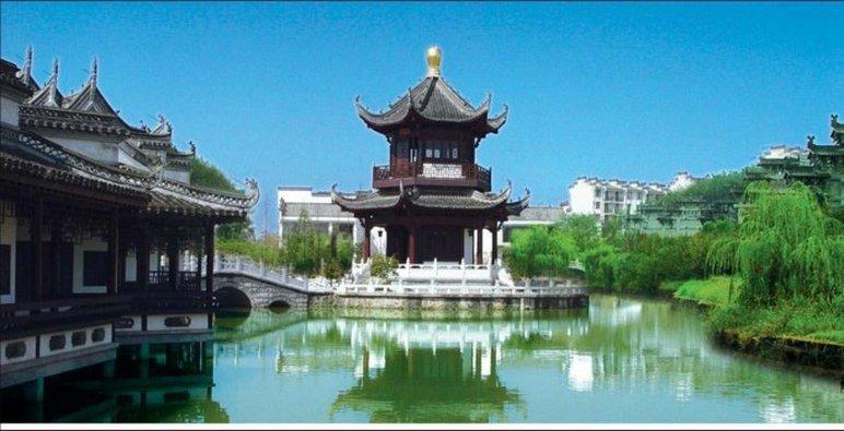 徽州文化园 外景