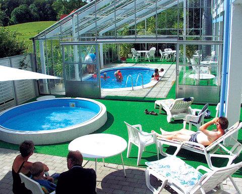 Hotel Margrethe - Pool