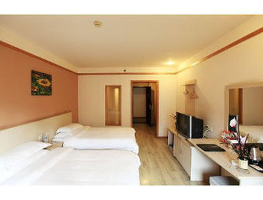 速8成都春熙酒店 - Two Twin Bed Room