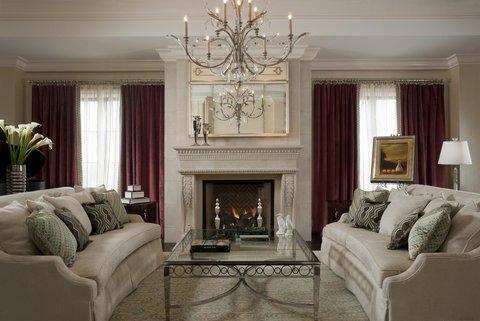 The St. Regis Atlanta - Empire Suite Living Room