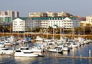 Courtyard by Marriott Hotel Charleston Waterfront