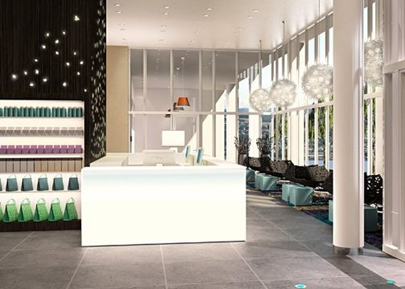 Quality Hotel Strand Gjovik Lobby