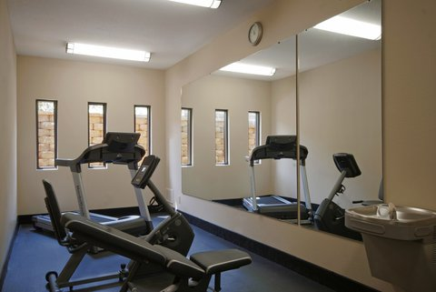 BEST WESTERN PLUS Circle Inn - Fitness Center