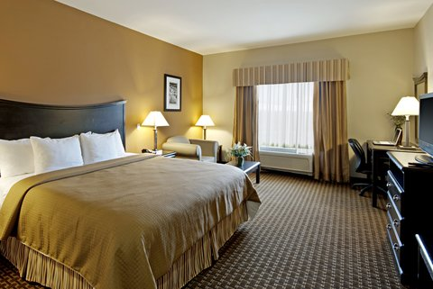 BEST WESTERN PLUS Circle Inn - King Standard