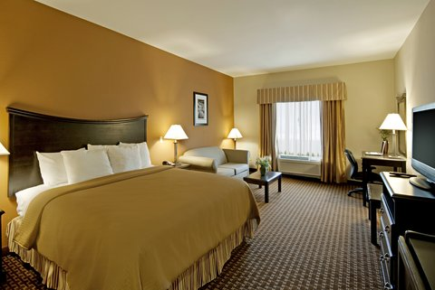 BEST WESTERN PLUS Circle Inn - King Suite