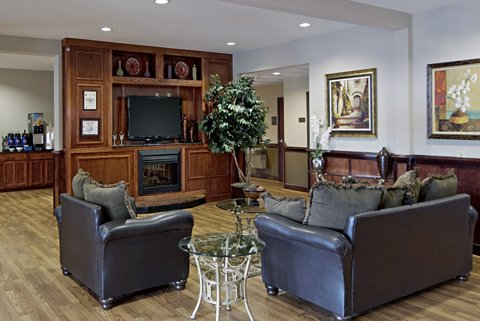 BEST WESTERN PLUS Circle Inn - Lobby