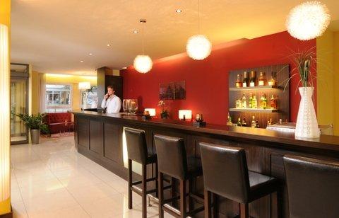 Leonardo Hotel Antwerpen - Leo Antwerp Bar