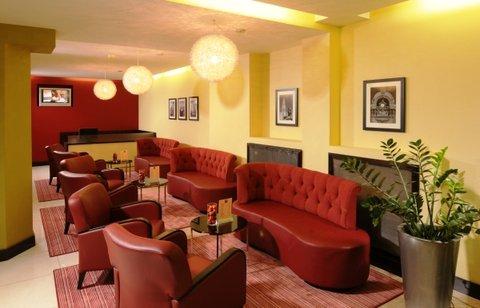 Leonardo Hotel Antwerpen - Leo Antwerp Lobby