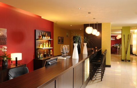 Leonardo Hotel Antwerpen - Leo Antwerp Reception