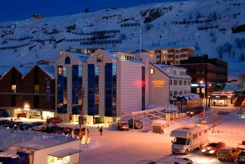 Thon Hotel Hammerfest - Facade