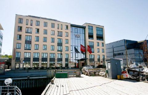 Thon Hotel Nordlys - Facade