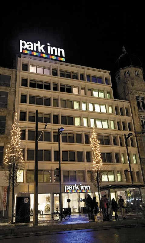 Hotel.de - Hotel Park Inn Antwerpen