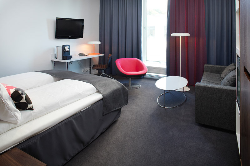 Thon Hotel Ullevaal Stadion Kameraanzicht