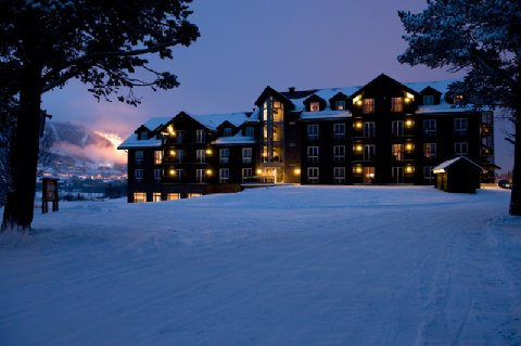 Thon Hotel Vestlia Resort - Facade