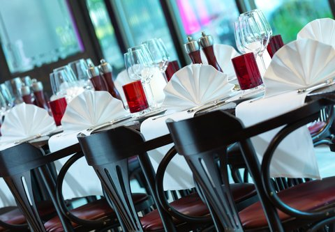 Frankfurt Marriott Hotel - Brasserie Ici