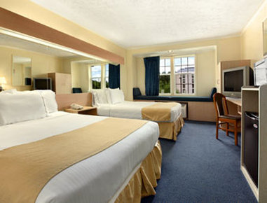 Microtel Inn & Suites by Wyndham Columbia Two Notch Rd Area - Standard Two Queen Bed Room