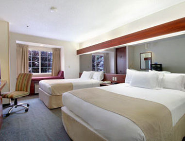 Microtel Inn by Wyndham Beckley - Standard Two Queen Bed Room