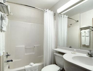 Microtel Inn by Wyndham Beckley - Bathroom