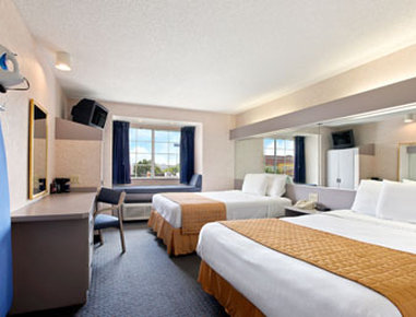 Microtel Inn by Wyndham Bowling Green Zimmeransicht