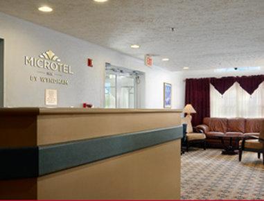Microtel Inn & Suites by Wyndham Athens - Lobby