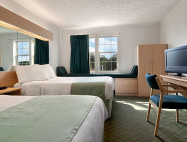 Microtel Inn & Suites by Wyndham Athens - Two Queen Size Beds