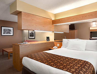Microtel Inn and Suites by Wyndham El Paso Airport