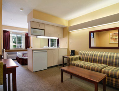Microtel Inn & Suites by Wyndham Atlanta/Buckhead Area - Suite