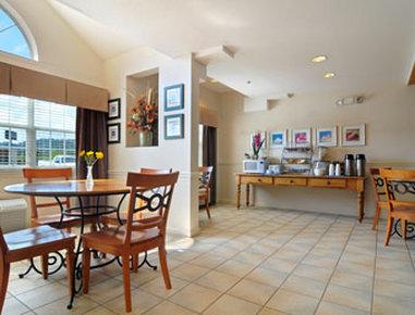 Microtel Inn & Suites by Wyndham Nashville - Breakfast Area