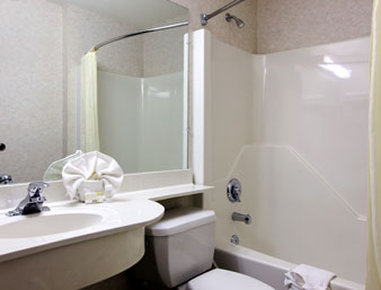 Microtel Inn & Suites by Wyndham Columbia/Harbison Area - Bathroom