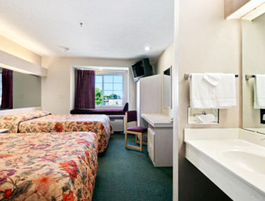 Microtel Inn & Suites by Wyndham Amarillo - Standard Two Queen Bed Room