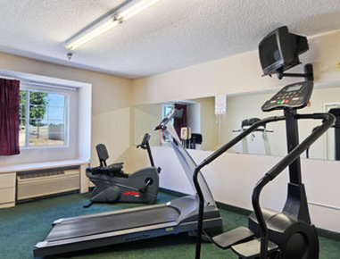 Microtel Inn & Suites by Wyndham Amarillo - Fitness Center