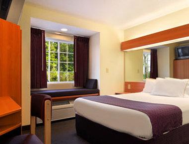 Microtel Inn & Suites by Wyndham Auburn - King Room