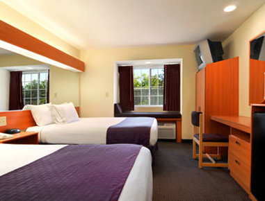 Microtel Inn & Suites by Wyndham Auburn - Queen   Double Room