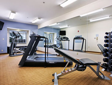 Microtel Inn & Suites by Wyndham Baton Rouge Airport - Fitness Center