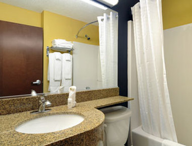 Microtel Inn & Suites by Wyndham Columbus/Near Fort Benning - Bathroom