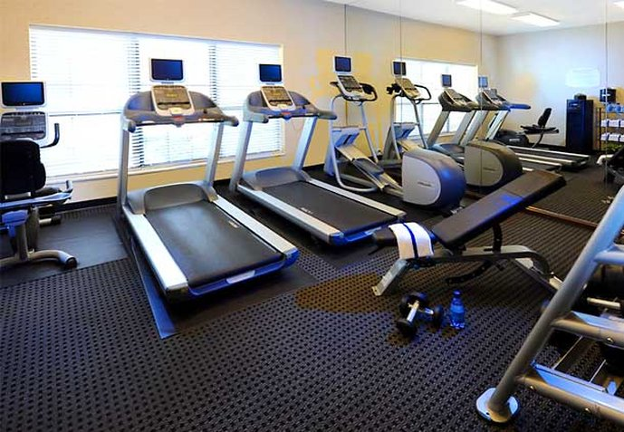 Residence Inn by Marriott Addison Fitness Club