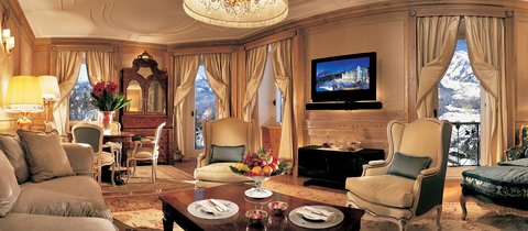 Cristallo Hotel Spa and Golf - Presidential Suite Peter Sellers