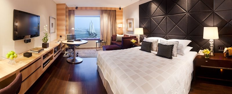 Taj Lands End Mumbai 客房视图