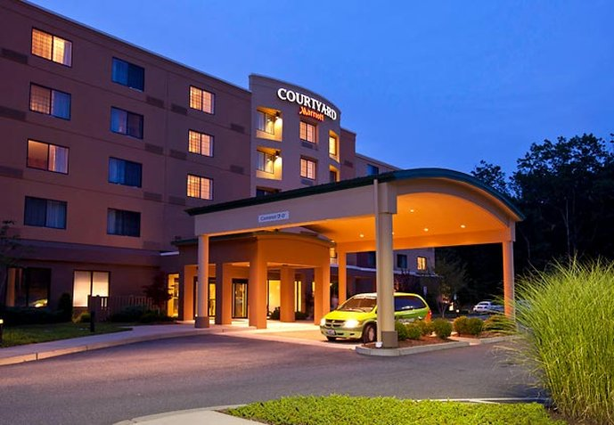 Courtyard by Marriott Providence Lincoln Outros