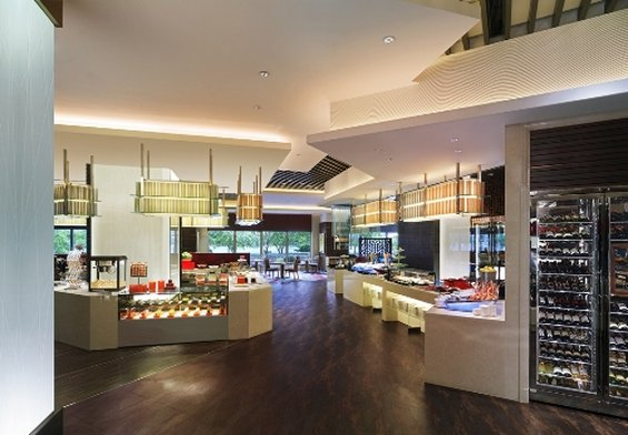 Shangri La Hotel Wuhan Gastronomi