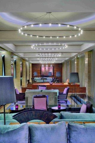 Hotel Indonesia Kempinski Jakarta - Lobby Nirwana Lounge