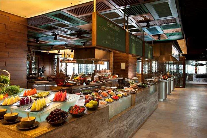 Doubletree by Hilton Kuala Lumpur Gastronomie